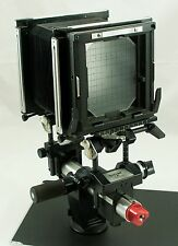 Sinar F 4x5 Large Format Camera c/w Bellows, Ground Glass Back, Tripod Mount