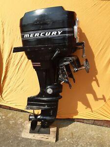 Mercury Außenborder 20 PS 1970 Kiekhaefer Oltimer