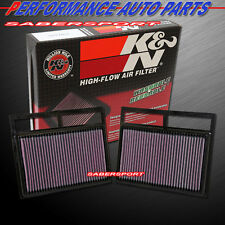 K&N 33-2412 HI-FLOW PANEL AIR FILTER MERCEDES S600 SL600 CL600 S65 SL65 CL65 AMG