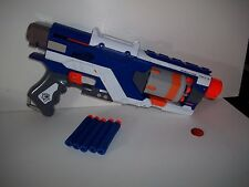 Nerf Spectre Rev-5 N-Strike Elite Barrel Blaster & Darts, Elite-Combine Postage