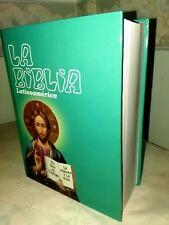 La Biblia Latinoamericana Católica Edición Pastoral TAPA DURA EMPASTADA Español