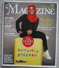 The Food Issue - Nadiya - Times Magazine – 14 November 2015