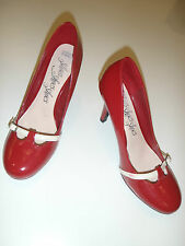 Marks and Spencer Red High Heel Shoes