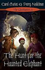 Ghosthunters 3: The Hunt for the Haunted Elephant (Ghosthunters-ExLibrary