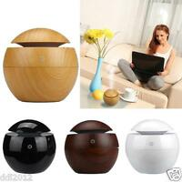 LED TOUCH Aroma Ultrasonic Humidifier USB Essential Oil Diffuser Air Purifier D