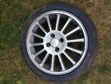 "MONDEO 17""  ST200 ALLOY WHEEL 4X108 PCD WITH TYRE. FITS ST24/FIESTA ST150"