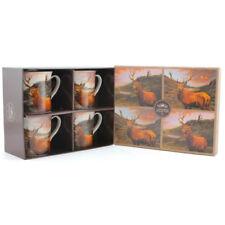 Lesser & Pavey Porcelain Mugs