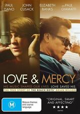 Love and Mercy : NEW DVD