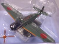 Nakajima Tenzan 天山 Type12 1/100 Scale War Aircraft Japan Diecast Display vol 43