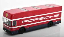 Schuco 1968 Mercedes Benz O317 Porsche race transporter 1:43 LE 600pc*Brand New!
