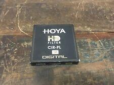HOYA HD Filter CIR-PL CPL Digital 49 52 55 58 62 67 72 77 82mm Photograph Sale