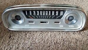 1960-63 Ford Falcon/Ranchero Dash Instrument Cluster