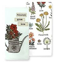 Celebrate Spring Together Kitchen Towels / NEW