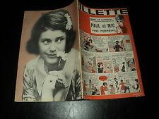 FILLETTE 02/63 MARIA SCHELL