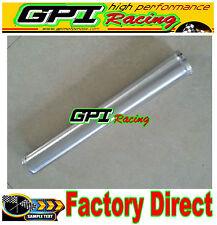 "2.5"" 63mm Straight Aluminum Turbo Intercooler Pipe Piping Tube Tubing HOSE L=600"