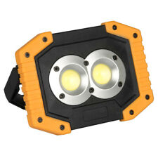 4000LM USB Rechargeable LED Work Inspection Light Waterproof Emergency Lamp USA