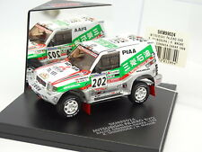 Speed SKID 1/43 - Mitsubishi Pajero EVO Rally Granada Dakar 1999 No.202