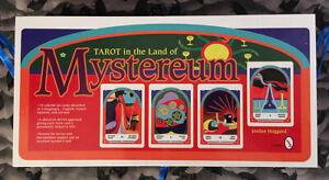 Tarot in the Land of Mystereum: An Imagination Primer - Jordan Hoggard