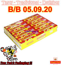Full Box of Starburst Red Berry Sugar Free Chewing Gum