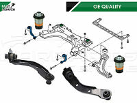FOR NISSAN NOTE 2005- FRONT SUBFRAME MOUNT MOUNTING 2 LINKS ARM ARMS 2 BUSHES