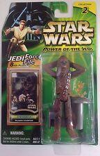 """Star Wars Power of the Jedi CHEWBACCA ( Dejarik Champion ) 3.75"""" Tall"""