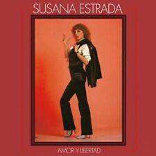 """ESTRADA, Susana """"Amor y Libertad""""  Format:vinyl  LP Cat No.: ESP014 cosmic disco"""