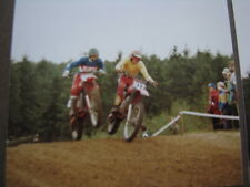 Photo Honda 125 Ribbers en Rutgers Motocross Lochem (NED) 5 oktober 1980