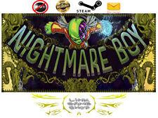 Nightmare Boy PC Digital STEAM KEY - Region Free