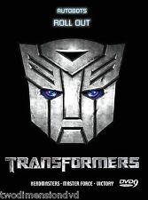 ANIME DVD~ENGLISH DUB~Transformers(Headmaster+Master Force+Victory)FREE SHIPPING