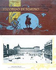 TORINO ALBUM RICORDO ILLUSTRATO