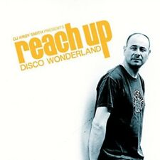DJ ANDY SMITH - REACH UP-DISCO WONDERLAND  2 CD NEU