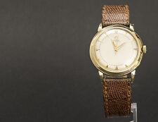 OMEGA polierte Armbanduhren mit 12-Stunden-Zifferblatt