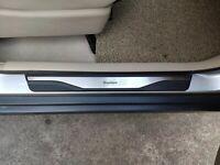 For Mazda CX-5 Accessories Trim Door Sill Strip Scuff Plate Protectors Stickers