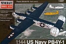 Minicraft - US Marine PB4Y-1 VB-103 1943 Naval Modivication modèle-kit - 1:144