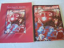 Great Source Reading & Writing Sourcebook Grade 11 Student & Teacher's Editions