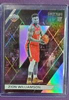 Zion Williamson 🔮ROOKIE PANINI CHRONICLES RECON HOLOFOIL FINISH PELICANS RC🔮