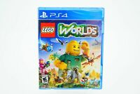 LEGO Worlds: Playstation 4 [Brand New] PS4