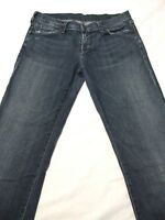 COH Citizens of Humanity Style 1187-145 Bootcut Jeans Dark Wash Denim Size 28