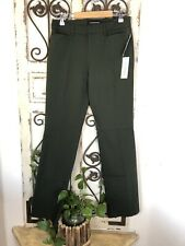 Liverpool stitch fix olive green career pants Size 2