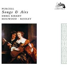 Purcell; Songs & Airs Emma Kirkby; Hogwood - CD