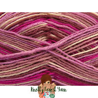 Freia Fine Handpaint Flux Lace Self Striping Gorgeous Yarn Hand Dyed in the US Color Seaglass 430 Yards!