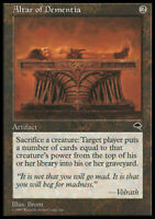 Altar of Dementia  X (1) Tempest MTG Excellent/Near Mint (RG) 4RCards