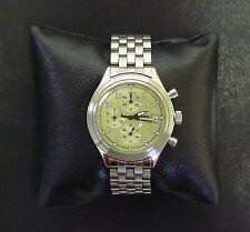Fossil Speedway FS-2902 Arkitekt Men's Chronograph Watch - All Stainless Steel