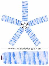 Cloud Ceiling Fan Blade Covers