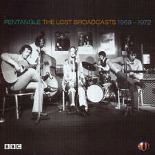 Pentangle - Lost Boradcasts: 1968-1972 [New CD]