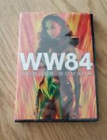 Wonder Woman 1984 DVD 2021 Movie Gal Gadot Film Super Hero Action Brand New
