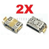 2X Huawei Ascend XT H1611 Micro Sync USB Charger Charging Port Dock Connector