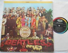 THE BEATLES Sgt Pepper's Lonely Ex to NM- CANADA 1983 CAPITOL RARE Reissue LP