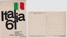 # TORINO: ITALIA '61 - CENTENARIO UNITA' D'ITALIA