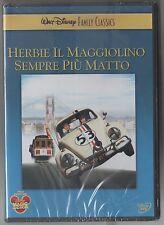 Herbie il Maggiolino sempre Più Matto - Walt Disney (dvd 1974) *ottimo*.